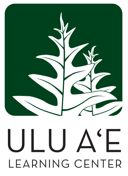 Ulu Aʻe Learning Center Logo